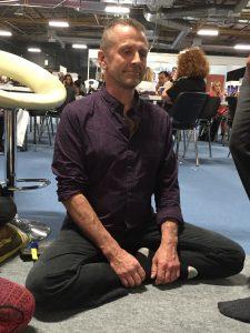 Simon_OM Yoga Show, Manchester