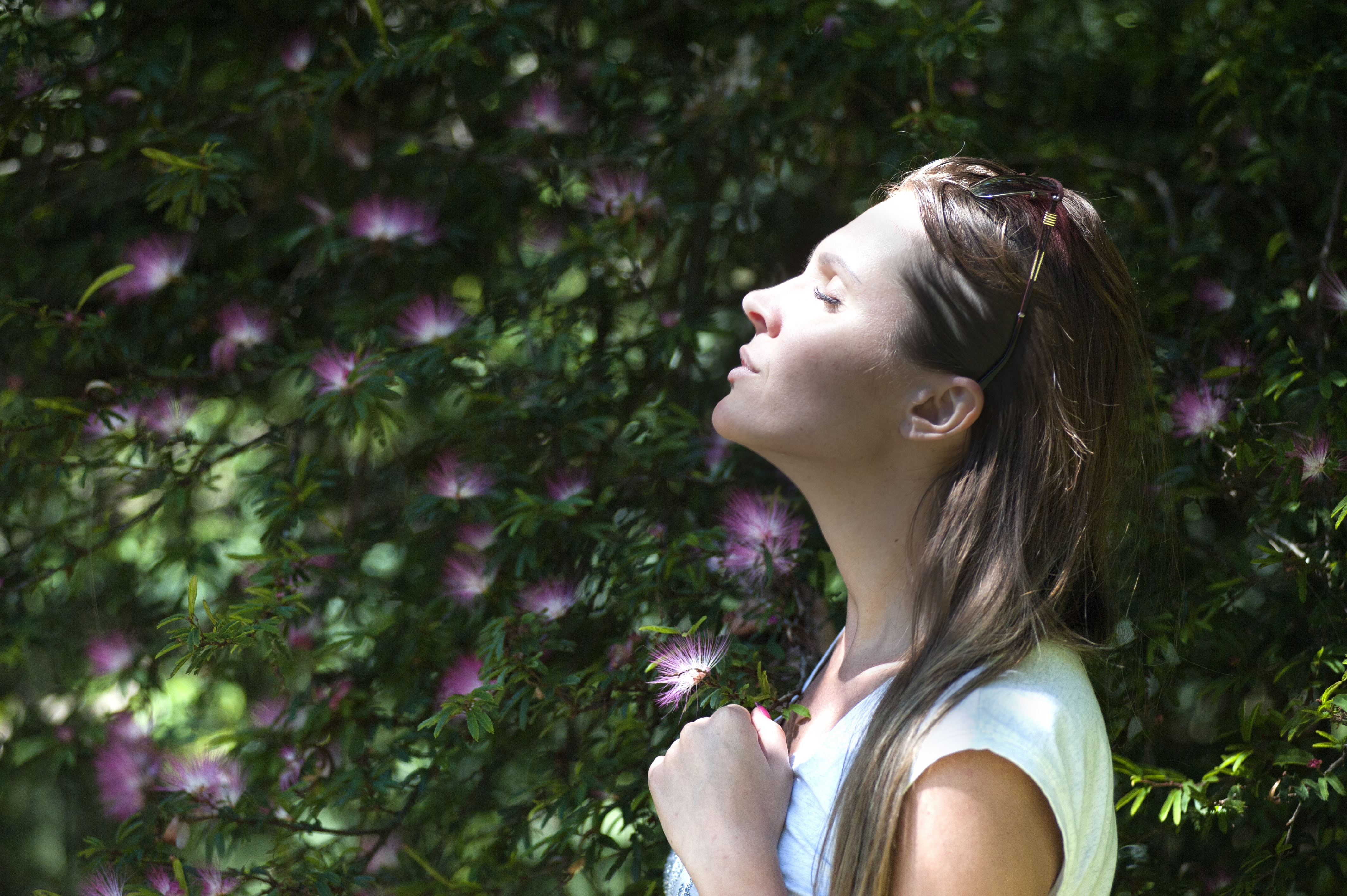 the art of receiving the breath