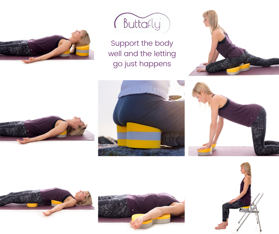 Buttafly Best Yoga Block