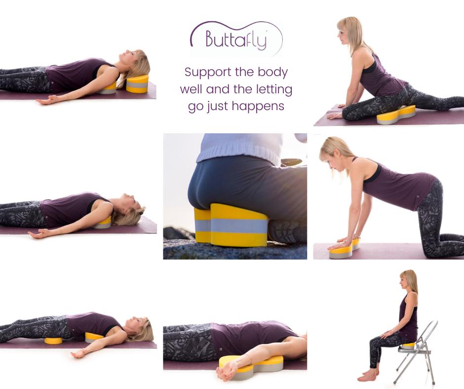 Buttafly Best Yoga Block